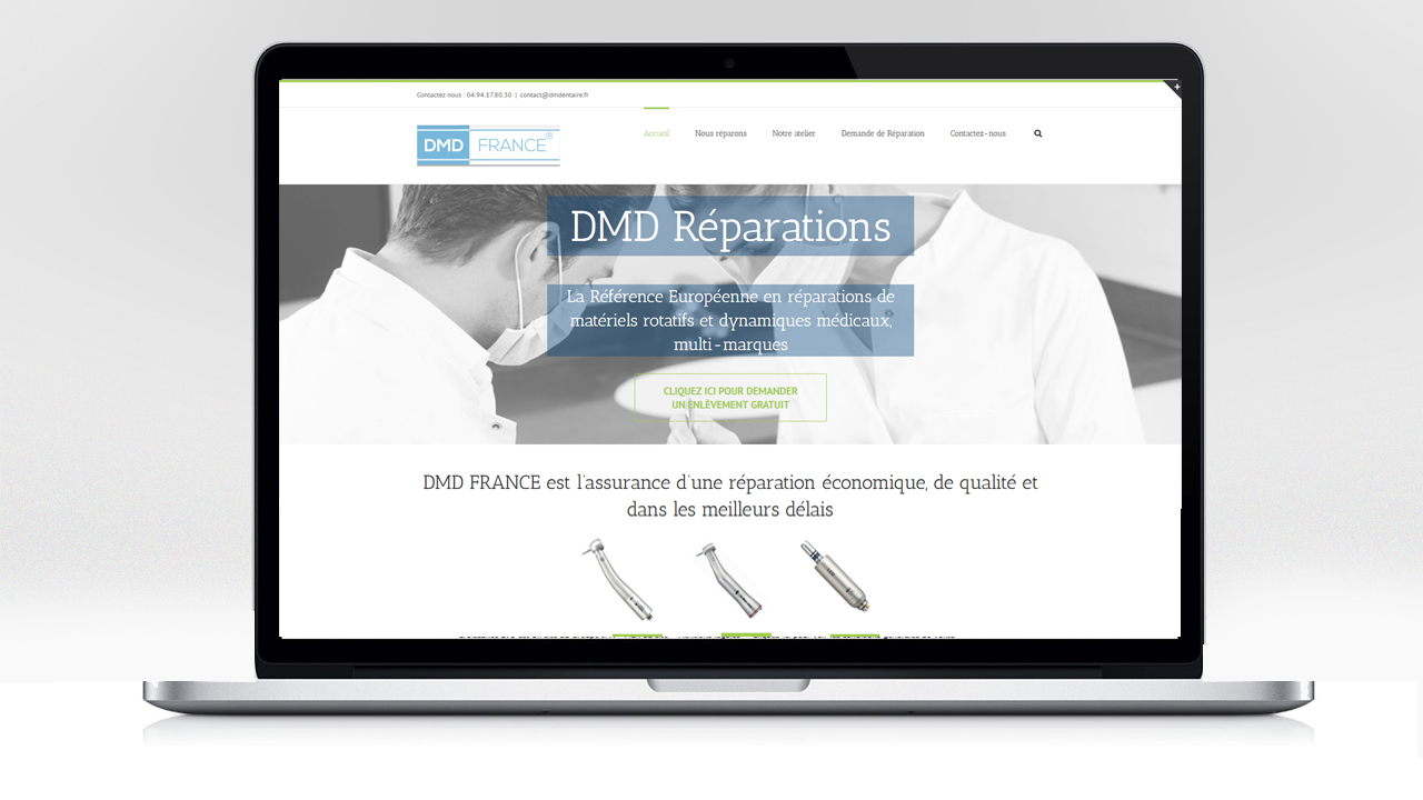 site internet dmd france